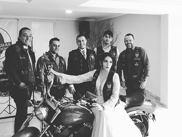 Casamento do Barrela! Ahu